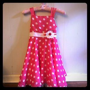 Girls Dress:  Rare Editions